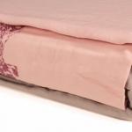 Принт розовый