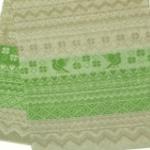 Рушник Былина зеленый