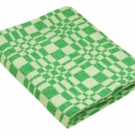 """Байковое одеяло """"Эконом""""клетка зеленая"""