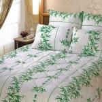 "Бамбуковая подушка ""Green Line"""
