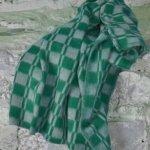 """Одеяла из шерсти """"Колосок"""" зеленый"""