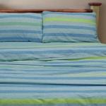 Полоска сине-зеленая