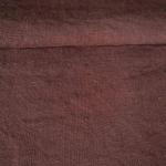 Наволочка льняная  фиолетовый 50*70