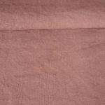 Наволочка льняная  розовый 50*70