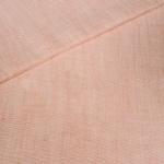 Наволочка льняная  персик 50*70