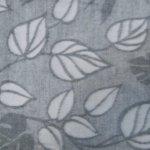 """Одеяла из шерсти """"Листья"""" серое"""