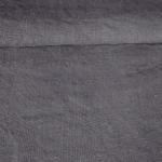 Наволочка льняная серый 70*70