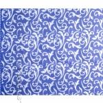 """Одеяла из шерсти """"Вензель"""" синее"""