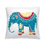 "Декоративная подушка ""Индийский Слон"""