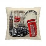 """Декоративная подушка """"Лондон"""""""