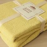Суфле желтый 130*180