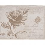 Роза на конверте 90