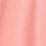 Простынь льняная Гладь розовая