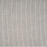Простынь льняная серая полоса 220*240
