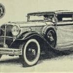 Ретро авто 160