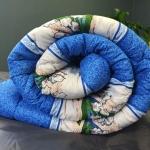 Ватное одеяло 140х205 поликоттон